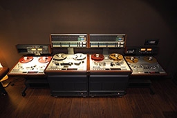 Studer Tape Recorders